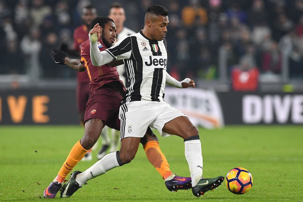 juventus vs roma match preview time tv schedule and how to watch black white read all over. Black Bedroom Furniture Sets. Home Design Ideas