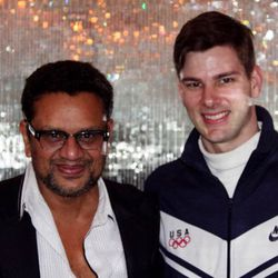 Naeem Khan and Tim Morehouse.