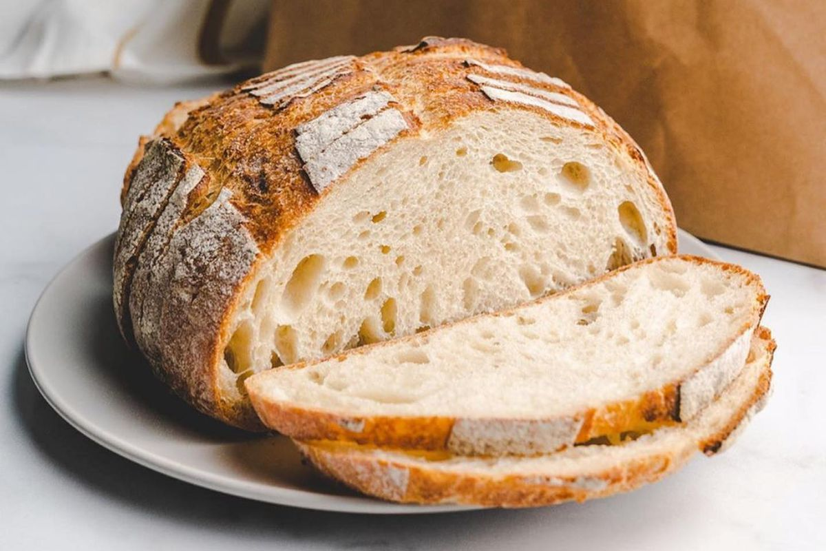 Bread from Easy Tiger