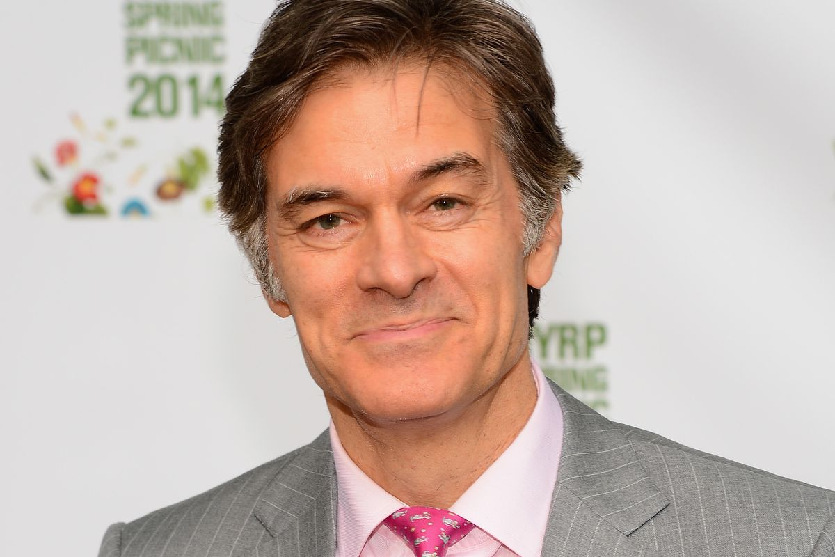 Dr. Mehmet Oz is under attack. But his counterarguments don't hold up.