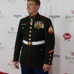 Medal of Honor winner Dakota Meyer is from Kentucky.