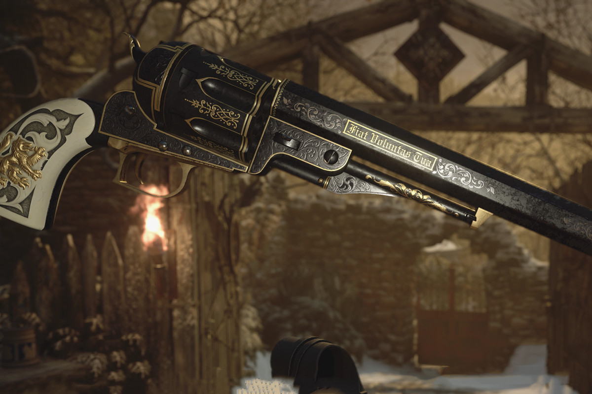 Resident Evil Village guide: Every gun and weapon
