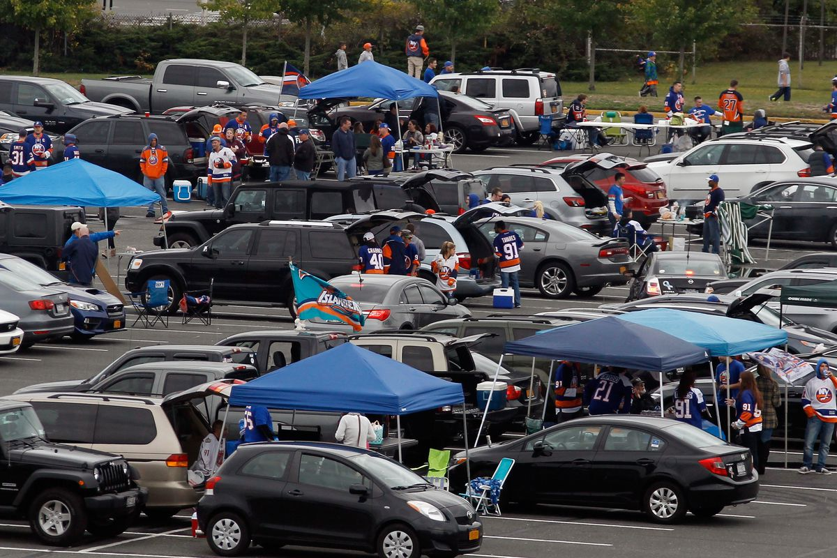 Left uncounted: The number of tailgates, folding chairs, and special home brews on Saturday.