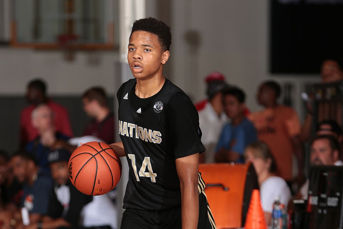Markelle Fultz went from JV to one of the best prep point
