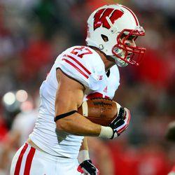 Wisconsin's Kyle Zuleger.