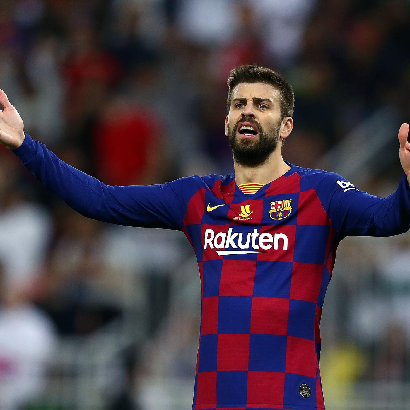 Barcelona Vs Atletico Madrid Super Cup Final Score Angel Correa Strike Knocks Out Champions Barca Blaugranes