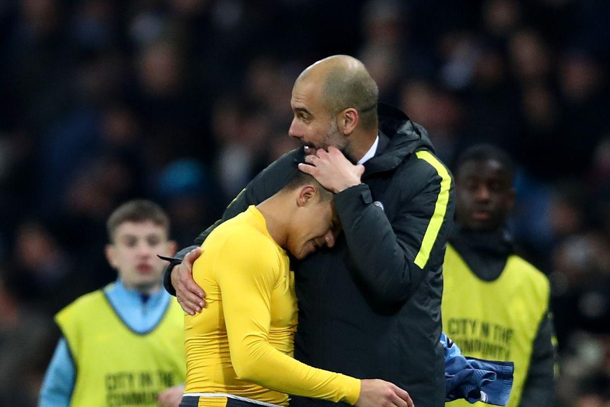 Manchester City v Arsenal  - Premier League