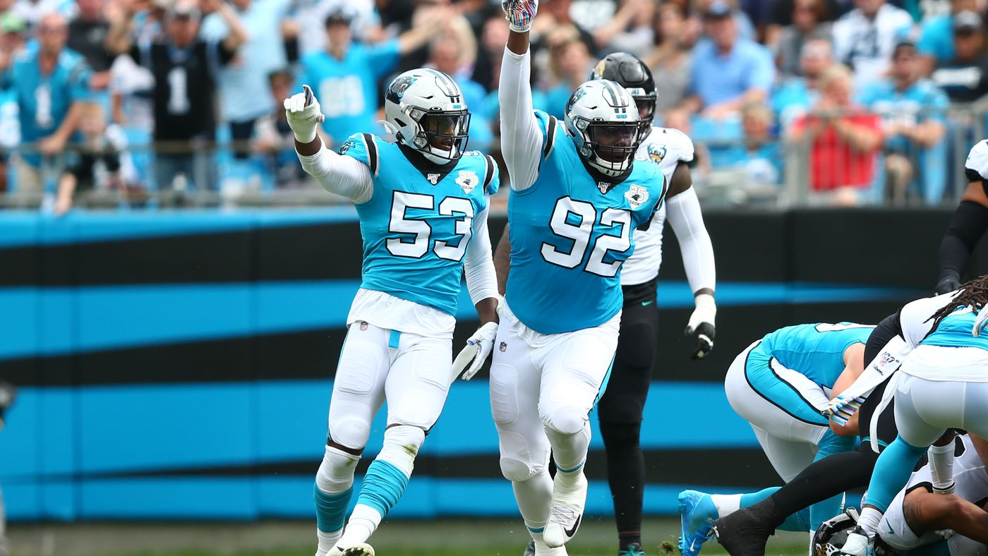 Carolina Panthers at Tampa Bay Buccaneers defensive preview