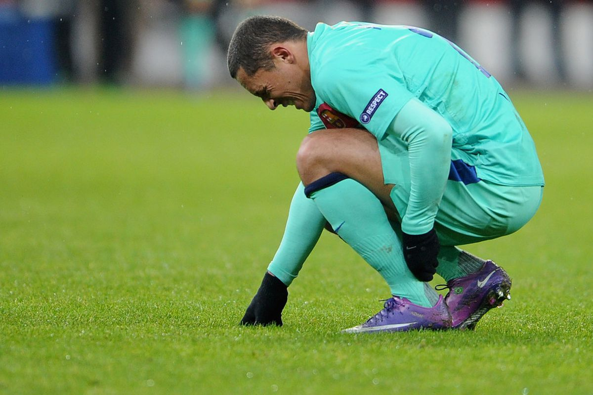 With clubs interested in his services, is it time to sell the often injured Adriano?