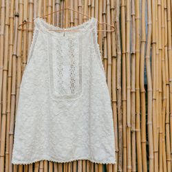 Embroidered Top, $302