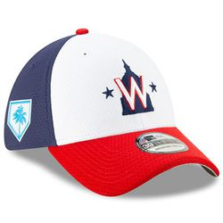 """<a class=""""ql-link"""" href=""""http://sbnation.fanatics.com/MLB_Washington_Nationals/Washington_Nationals_New_Era_2019_Spring_Training_39THIRTY_Fitted_Hat_%E2%80%93_Red_White?utm_source=MLB2019SpringTrainingCaps"""" target=""""_blank"""">New Era 2019 Spring Training 39THIRTY Fitted Hat for $37.99</a>"""