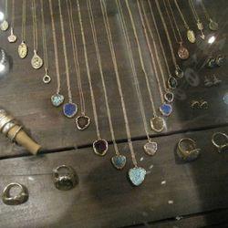 Bentley's precious jewelry - diamonds, gold and semi-precious stones