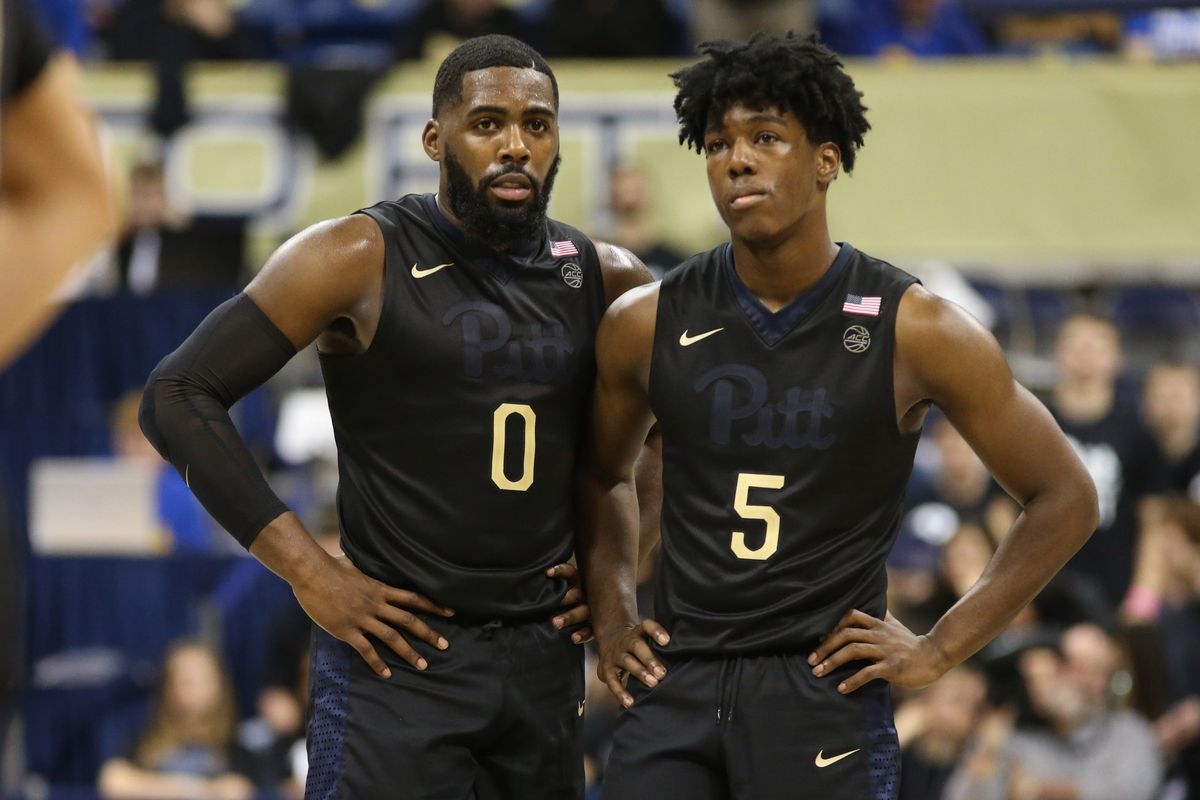 competitive price eb843 3be58 Georgia Tech Basketball: Pittsburgh Panthers Preview - From ...