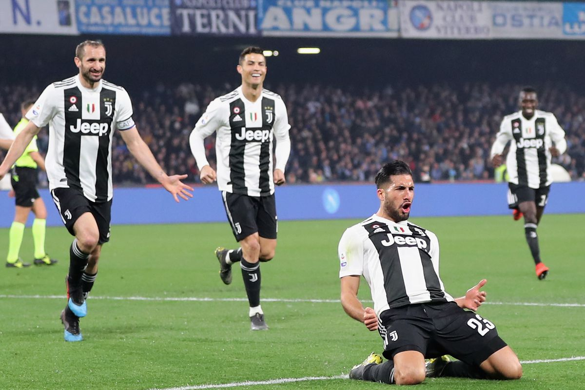 Juventus 2 Napoli 1 Initial Reaction And Random Observations Black White Read All Over