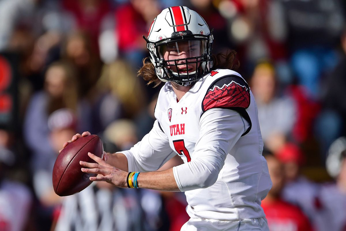 Utah quarterback Travis Wilson throws for over 300 yards and three touchdowns in the win over Colorado.