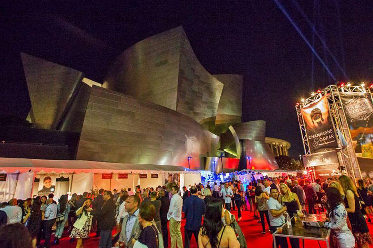 Last year's Los Angeles Food & Wine