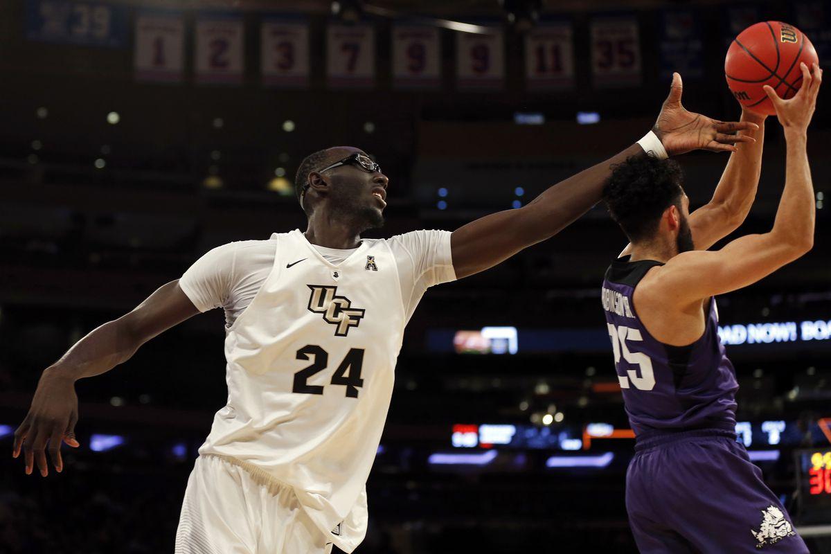 NCAA Basketball: NIT Semifinals-UCF vs TCU