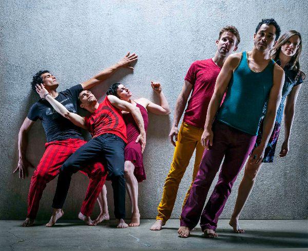 "Joe Goode Performance Group in ""Hush."" (Photo: RJ Muna)"