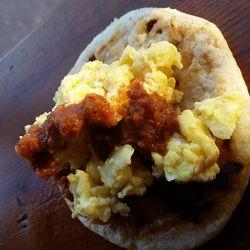 Rito Loco breakfast items