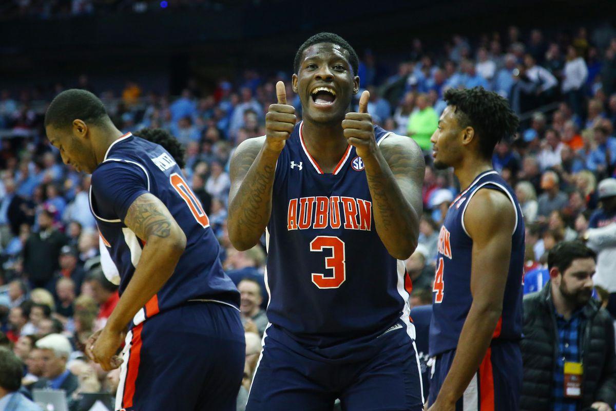 NCAA Basketball: NCAA Tournament-Midwest Regional-Auburn vs North Carolina