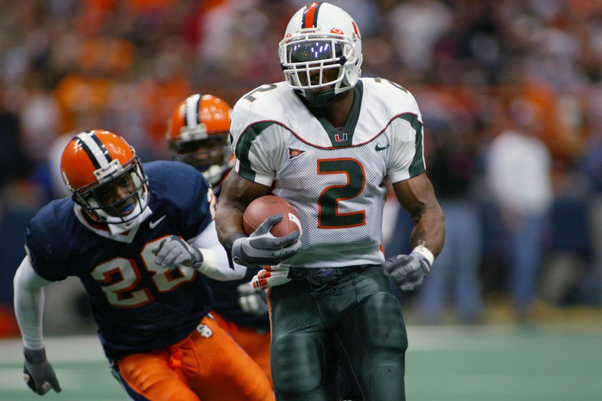 5b0b2e045 Top 10 Canes Ever To Come Out Of Dade County - State of The U
