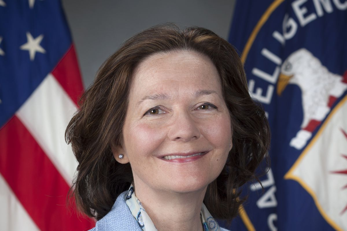 Image result for Gina Haspel confirmed as first female director of CIA