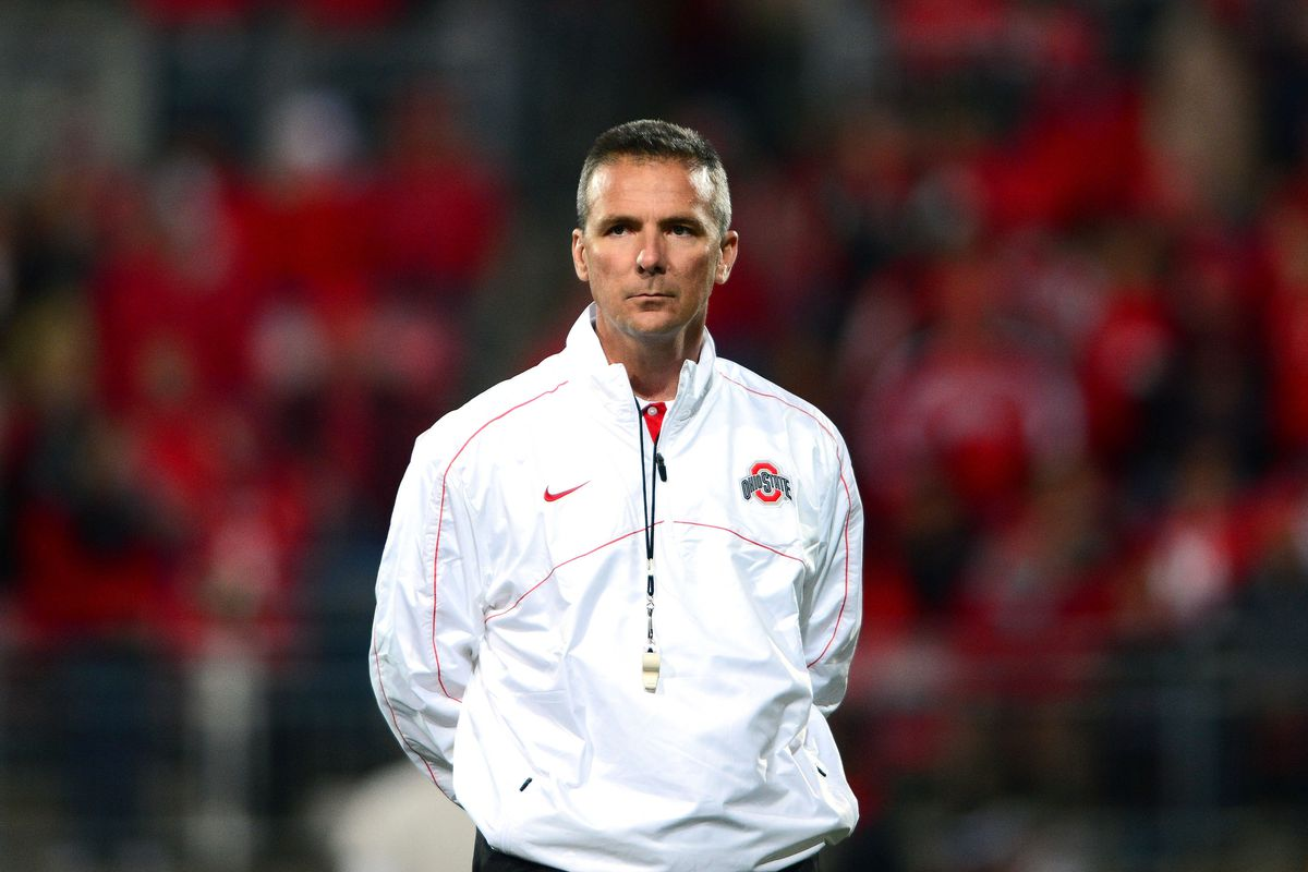 """""""Whaddya think Urban is doing right now?"""" asks the Ohio State fan while forcing himself to watch basketball"""