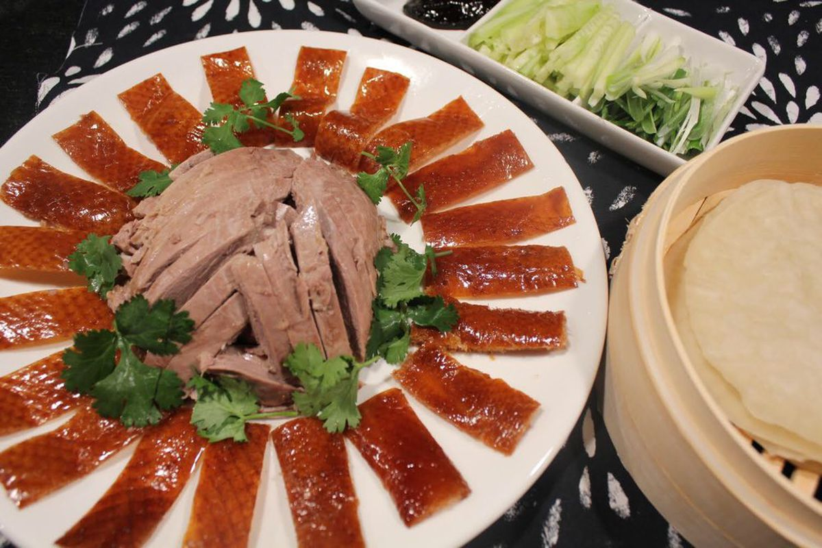 Surprising New Spot Specializing In Peking Duck Opens On Convoy Eater Download Free Architecture Designs Scobabritishbridgeorg