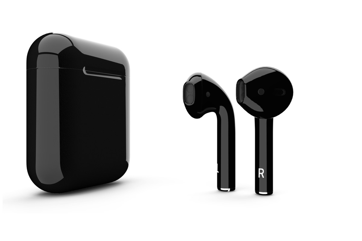 Colorware Will Paint You A Pair Of Black Airpods For A 130 Premium