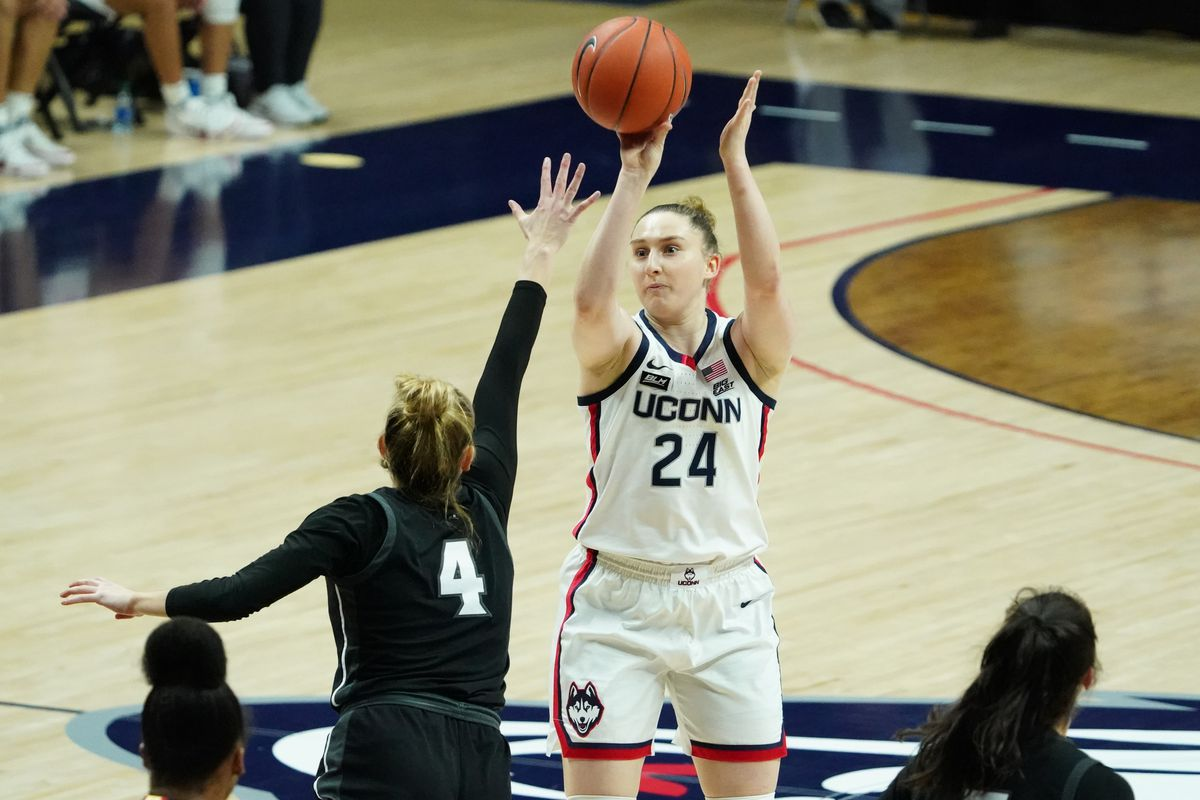 NCAA Womens Basketball: Providence at Connecticut