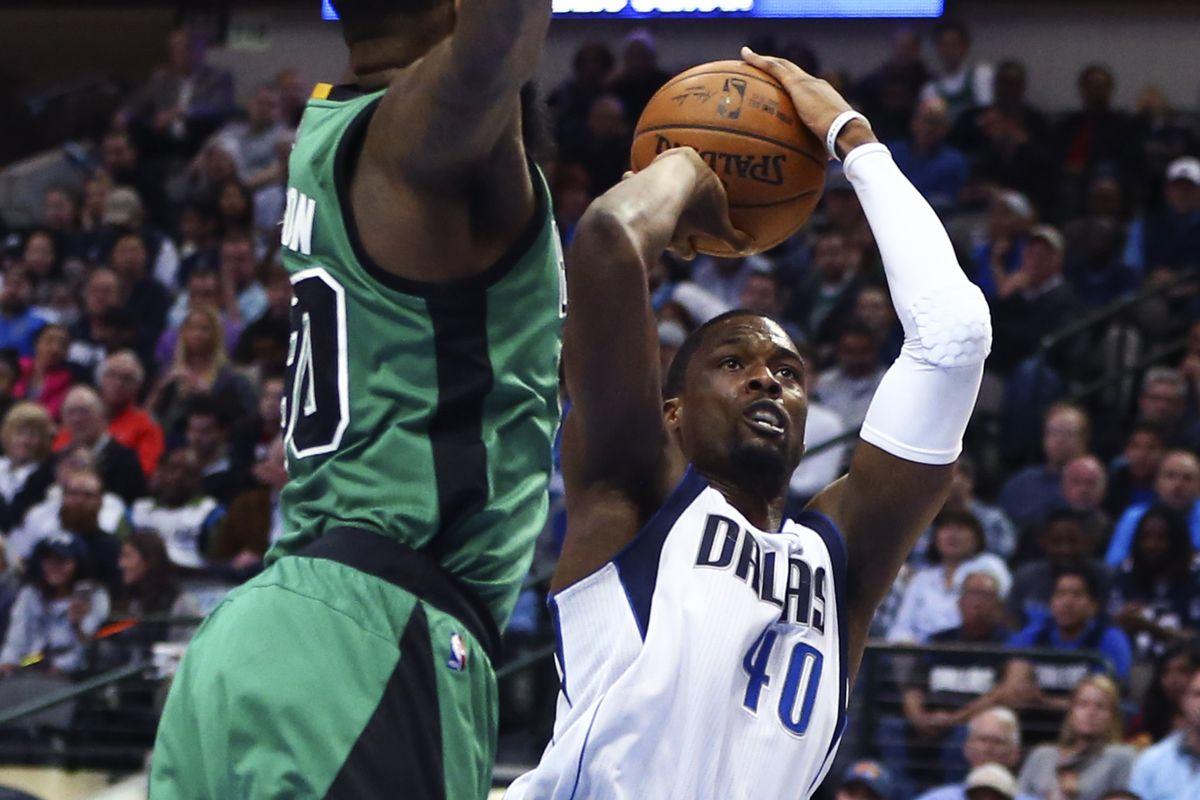 NBA: Boston Celtics at Dallas Mavericks