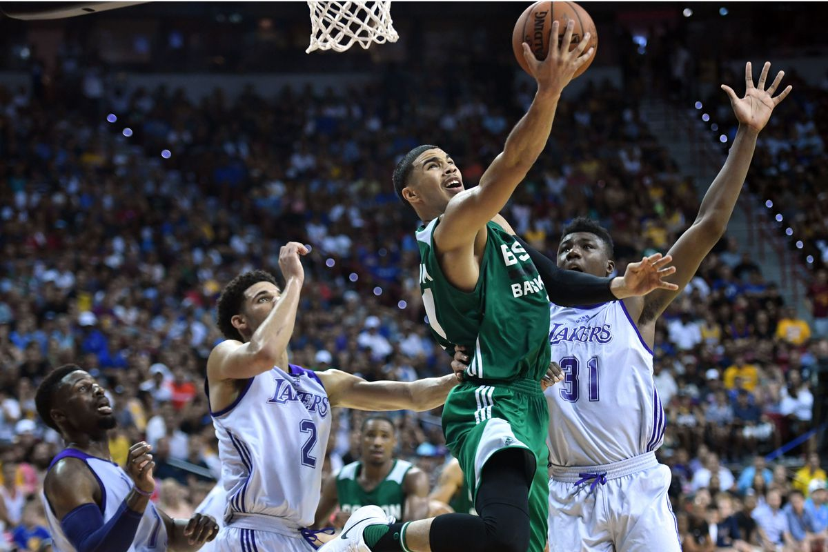 Jayson Tatum is tearing up NBA summer league. Can it last in real games  a9841fa77