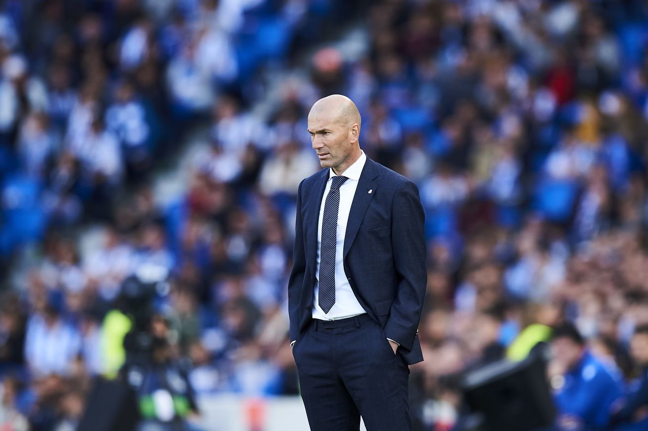 Zidane praises Brahim after notable performance against Real Sociedad