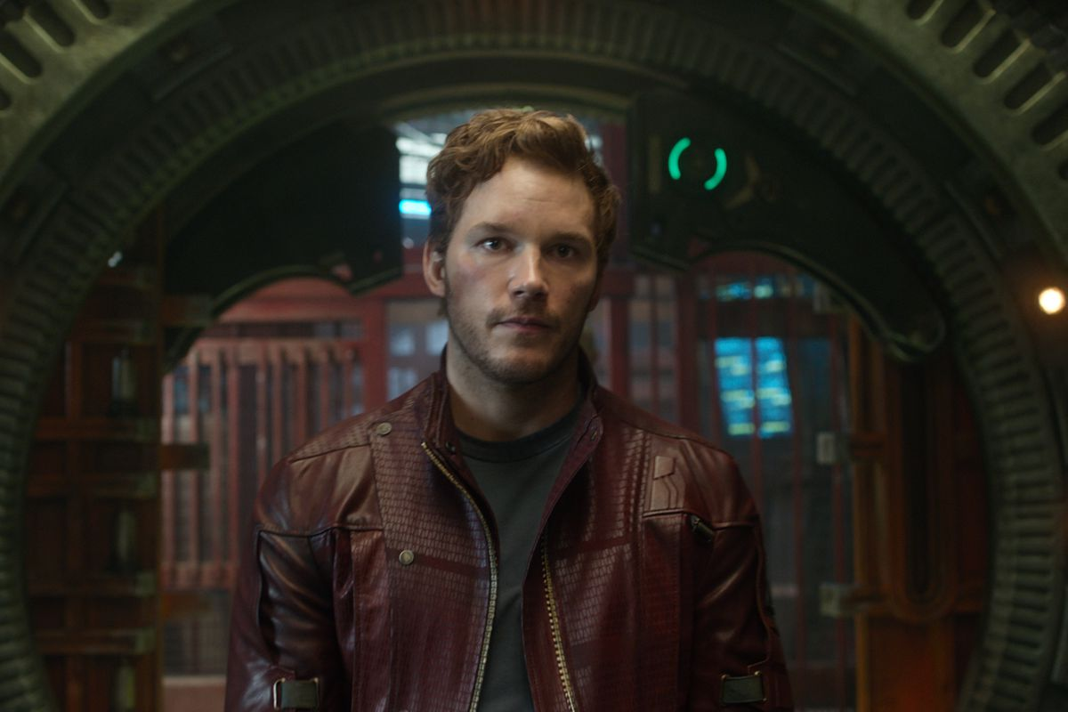 Congratulations, Guardians of the Galaxy. You're the number one movie of 2014.