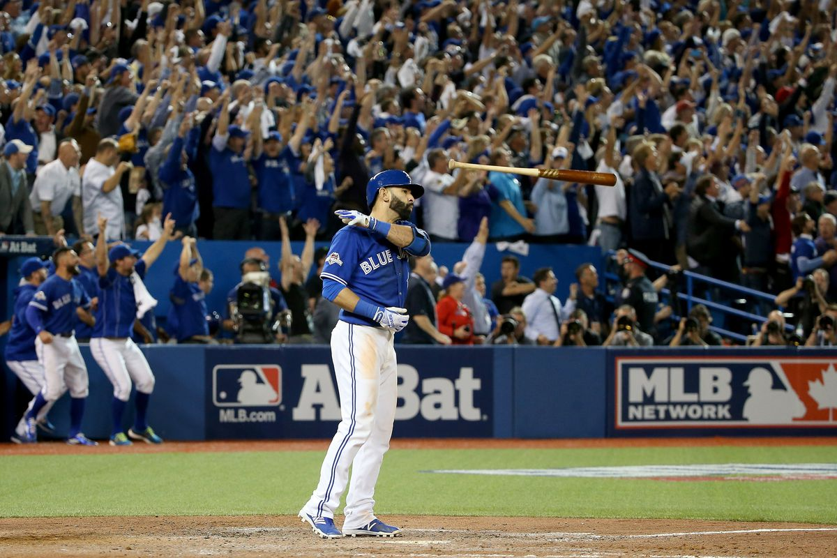 The One Bat Flip to Rule All Others