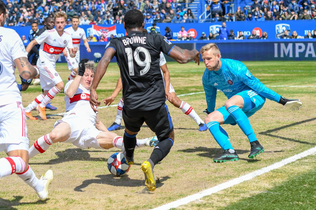 Chicago Fire v Montreal Impact