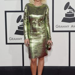 Rita Ora looking pretty in Lanvin.