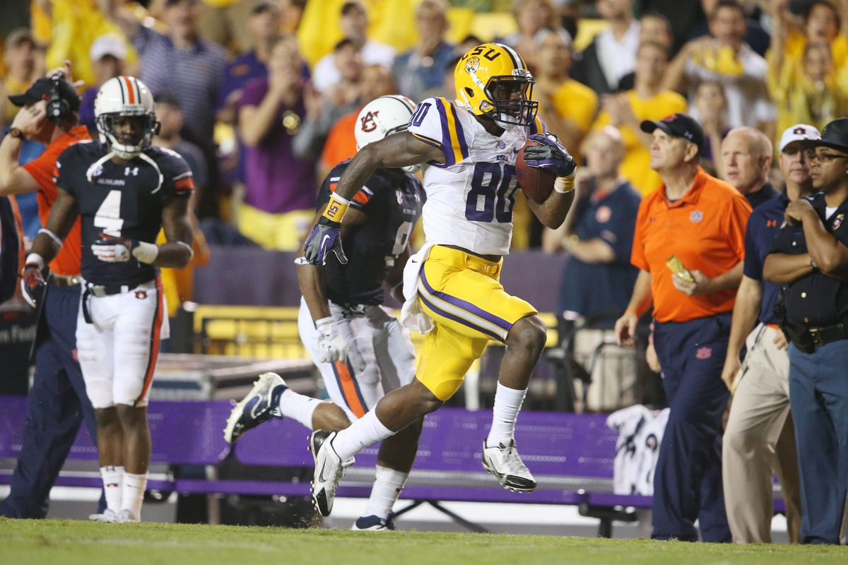 Auburn reached the BCS title game last year despite a loss, and it was LSU that handed it to them.