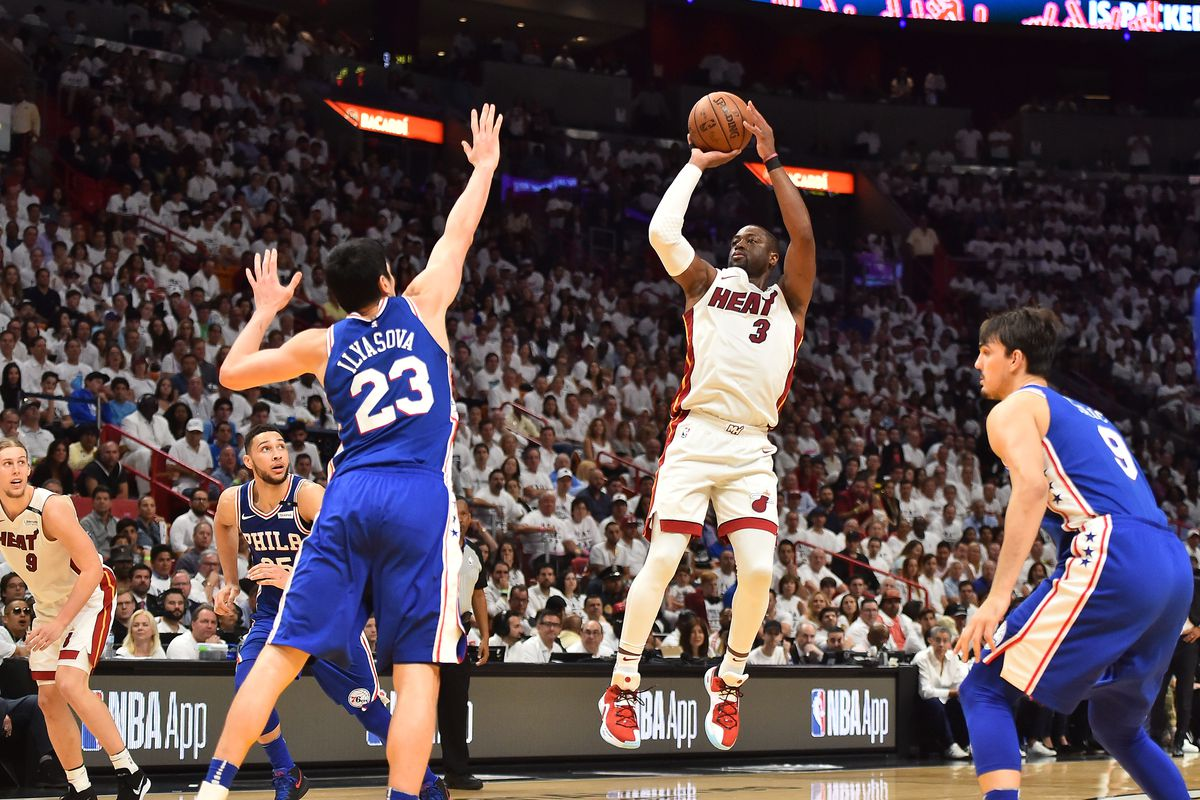 GameThread: Chat live as Miami Heat host Philadelphia 76ers in Game 4 in bid to even series - Hot Hot Hoops