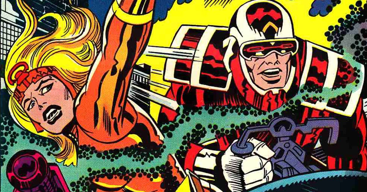 Everything you need to know about Marvel's The Eternals