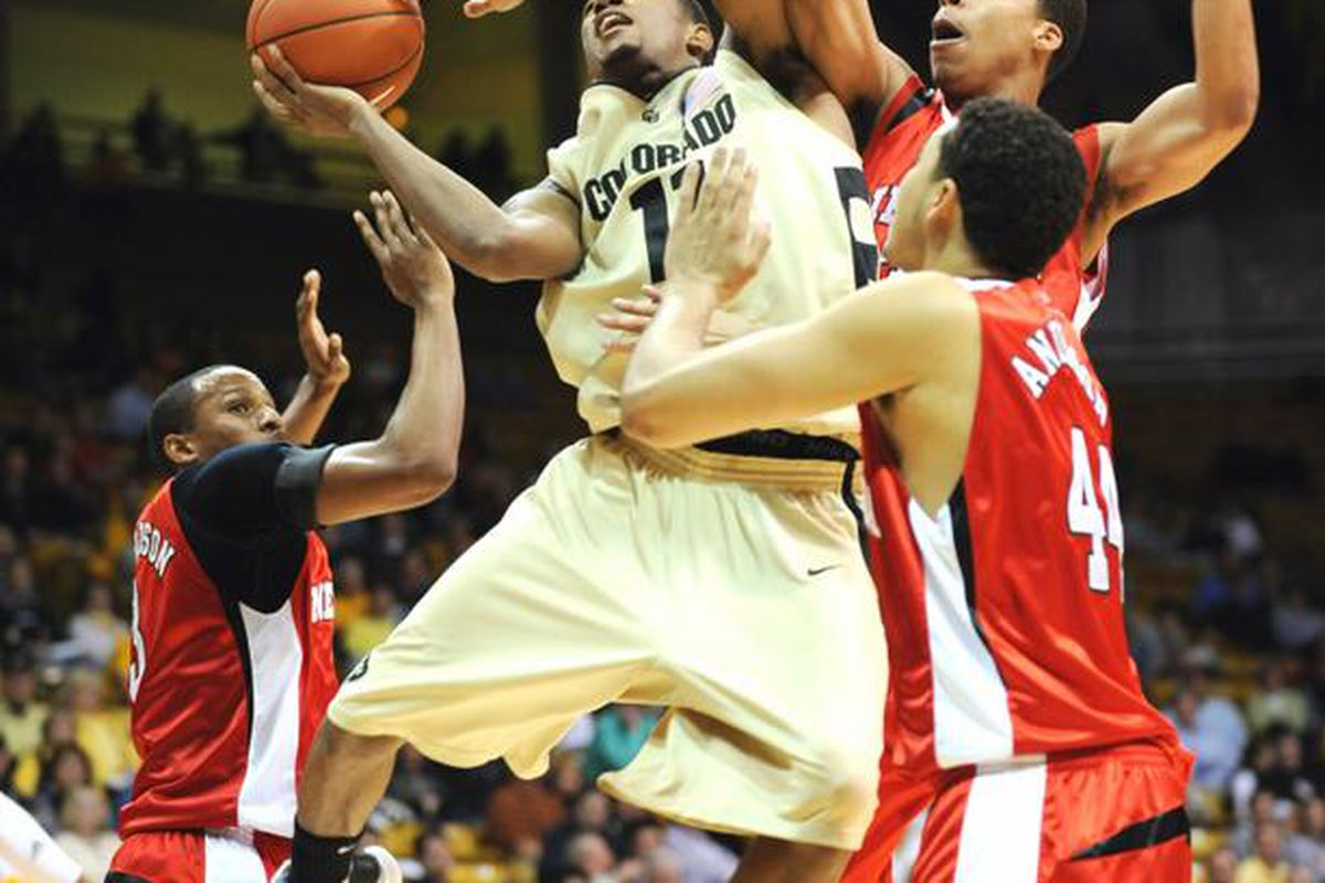 Cory Higgins has flown under the radar thus far in Boulder but don't expect him to be overlooked this season.