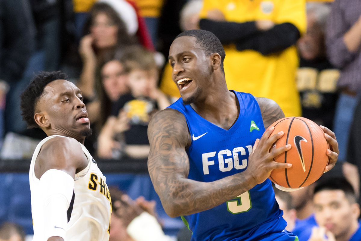 NCAA Basketball: Florida Gulf Coast at Wichita State