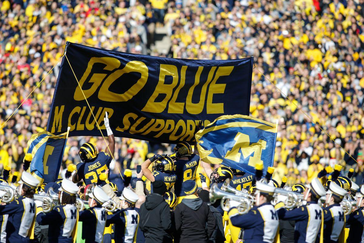 COLLEGE FOOTBALL: NOV 25 Ohio State at Michigan