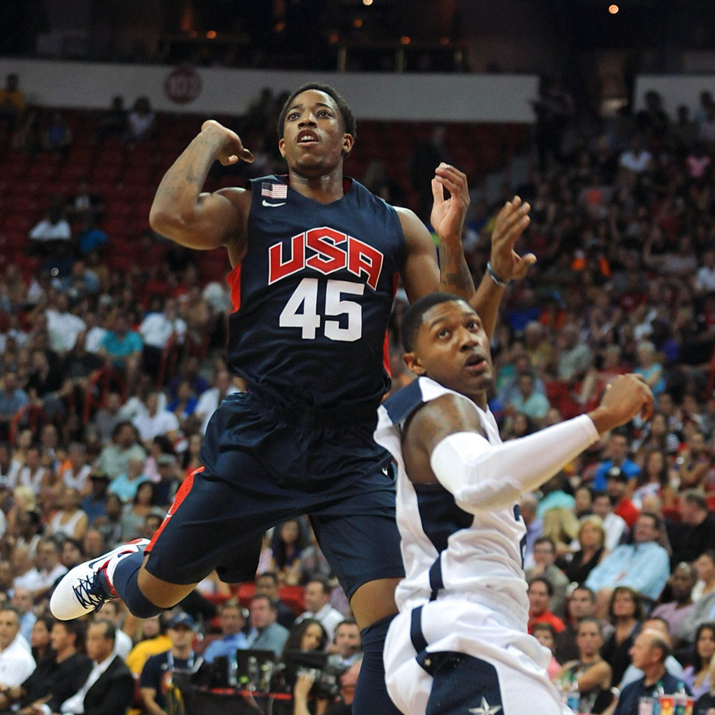 separation shoes dda76 66678 DeMar DeRozan is proud to rep Team USA at the Rio Olympics ...