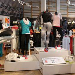 Are merchandisers targeting the gym-to-brunch audience?