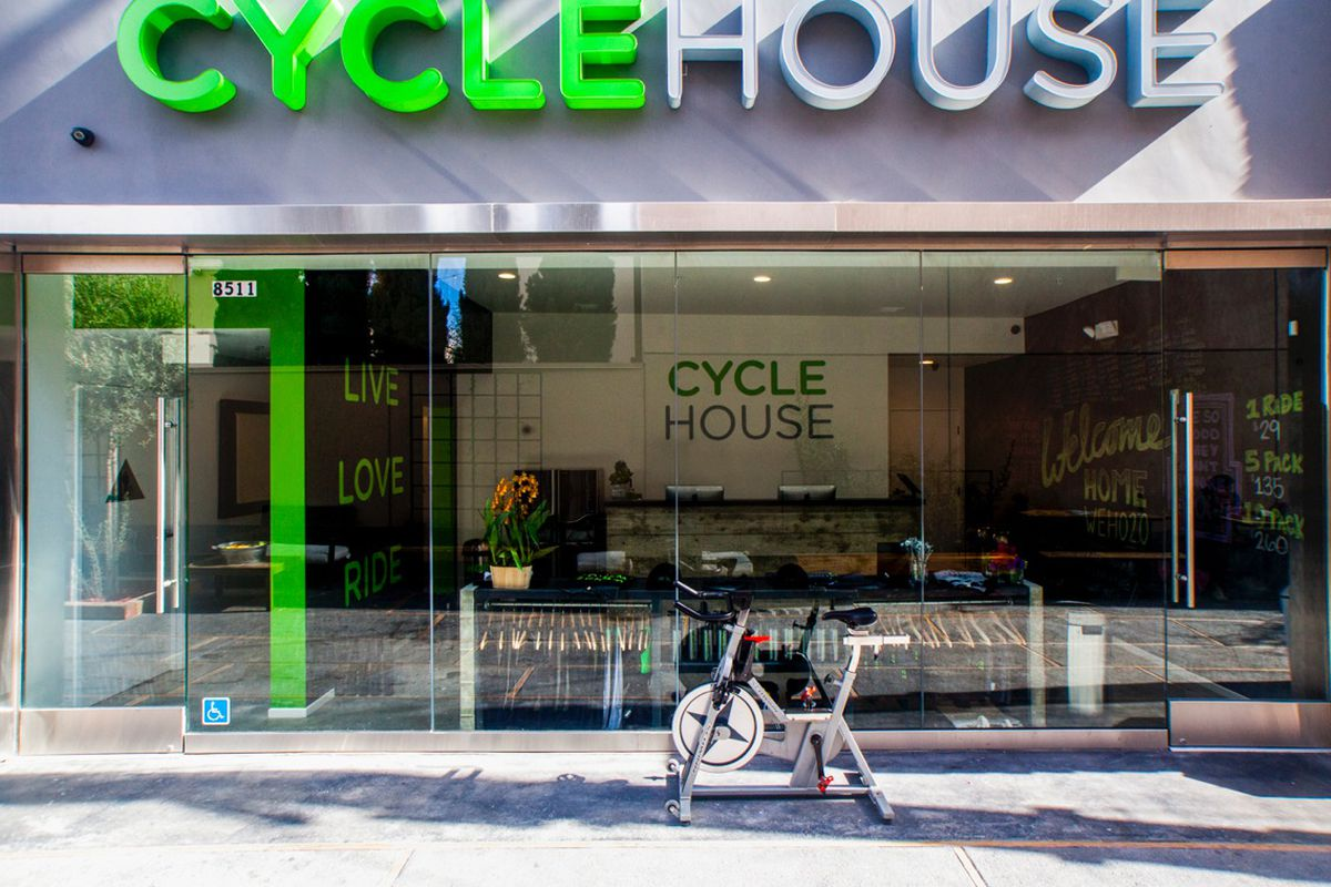 Cycle House's Santa Monica Sweat Sanctuary Will Be Open Soon