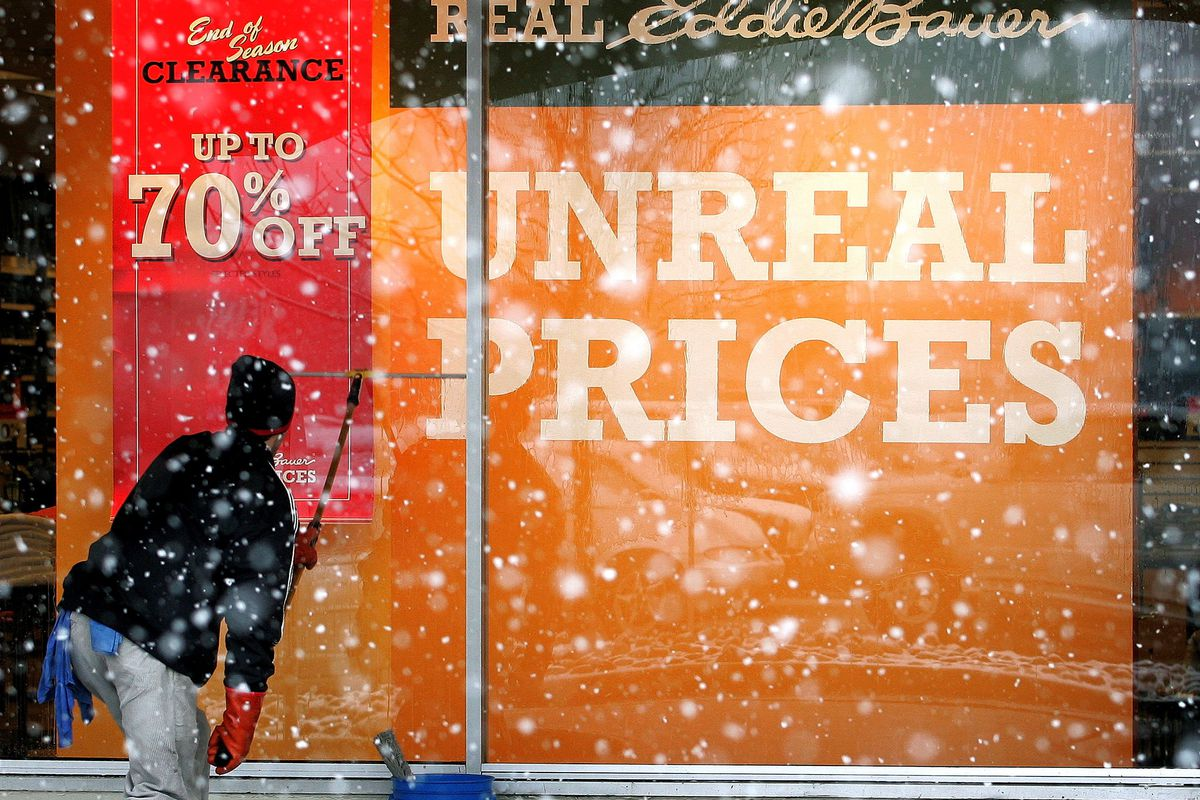 December Retail Sales Report Is Released