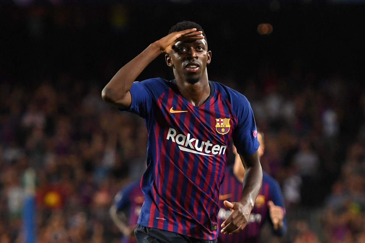 Ousmane dembl finally happy and comfortable at barcelona report ousmane dembl finally happy and comfortable at barcelona report barca blaugranes stopboris Image collections