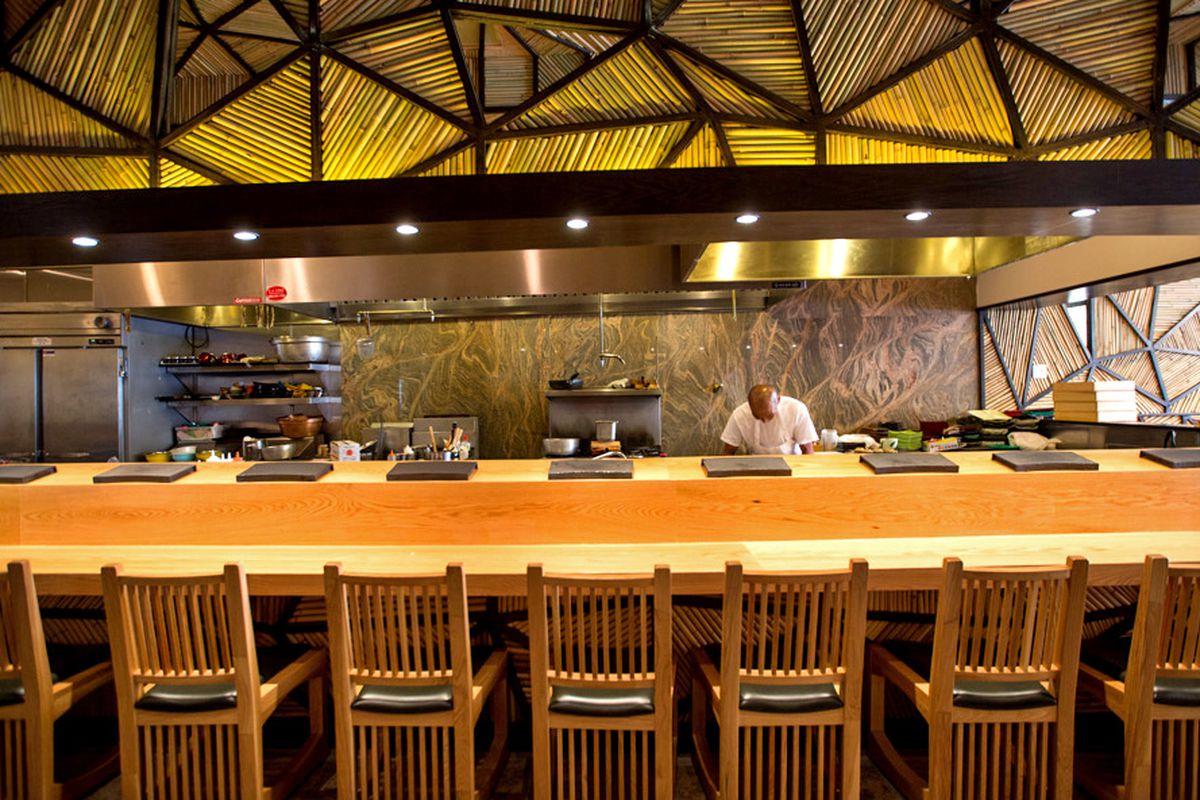 Sushi Tsujita, Sawtelle Japantown