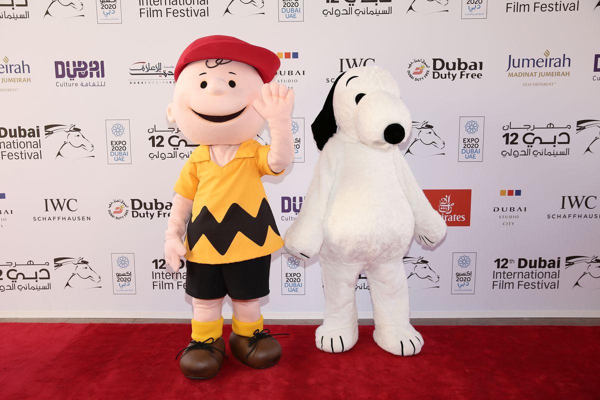 2015 Dubai International Film Festival - Day 3